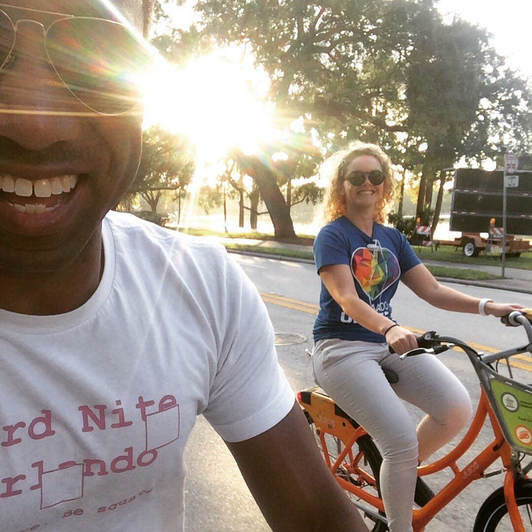 Happy Bike to Work Day!!  #loveorlando #biketoworkday <br>http://pic.twitter.com/bq2NmXKhi6