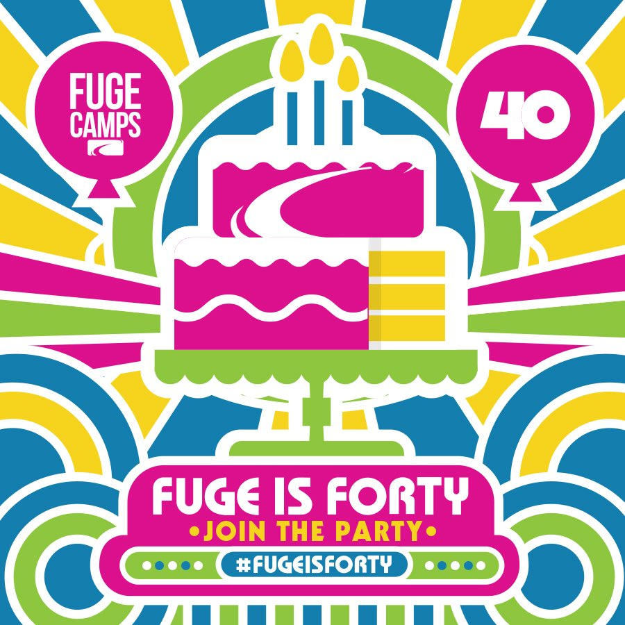 test Twitter Media - FUGE is always a party, but the celebration will be even bigger bc this is SUMMER 40! #FUGEisForty https://t.co/sIRfzjcQY0