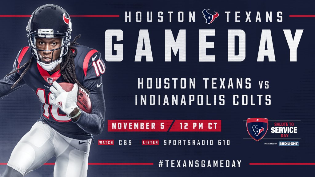 ac970ec2 Houston Texans on Twitter: