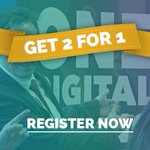 2FOR1 special offer for the #TestSummit  #offer #deal #lastminute #summit #SoftwareTesting #London  #Novemberdeal https://t.co/Jp2ibyVuSq