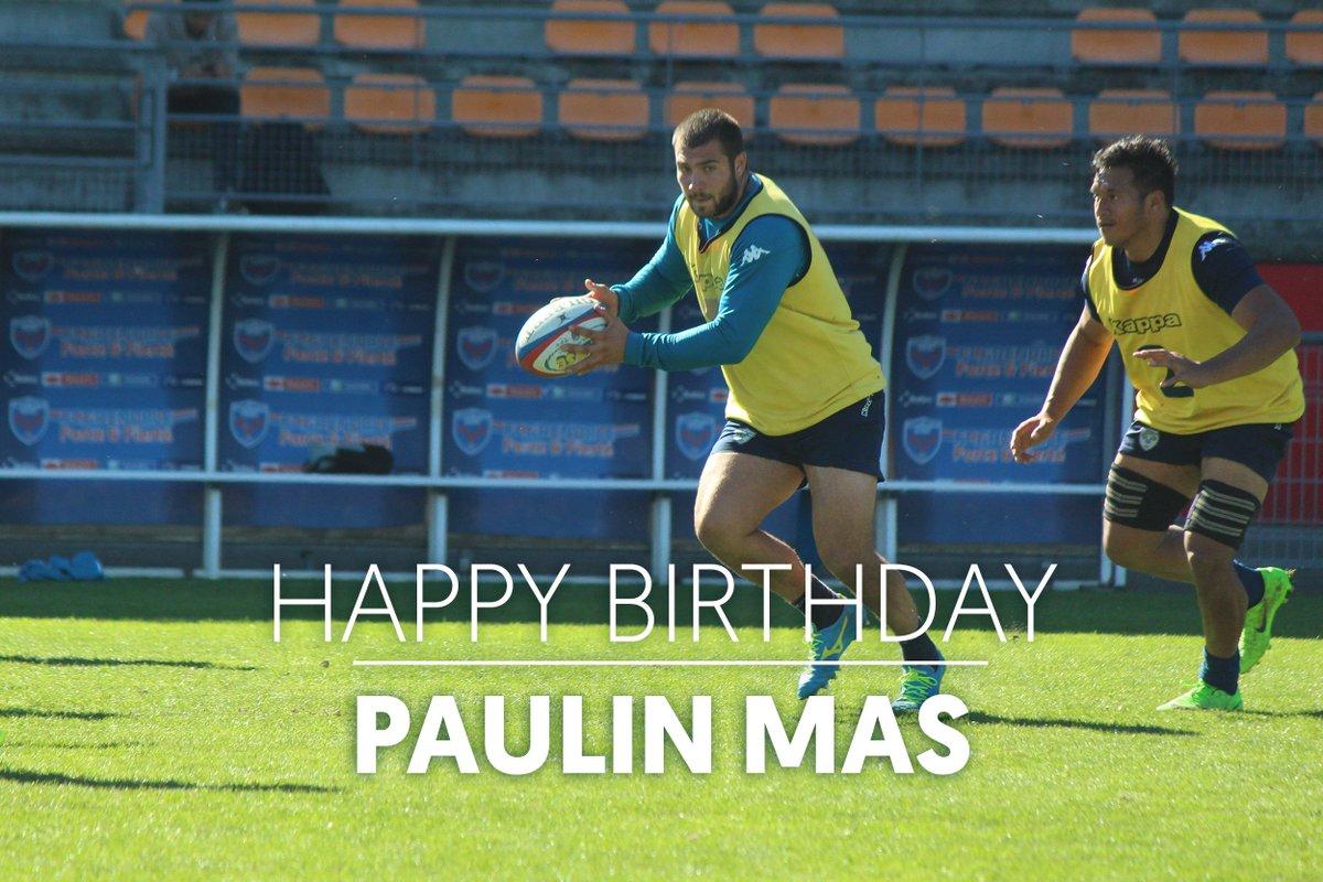 🎂 Bon anniversaire Paulin Mas ! https://...