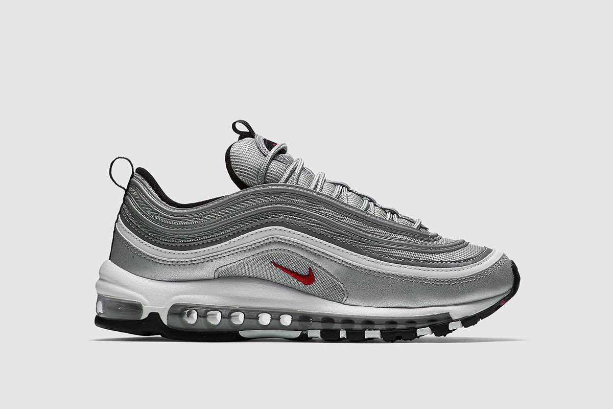 7ff2c25249 Nike Air Max 97 Silver Bullet Sizes back at Afew Link >  http://bit.ly/2o0rVk7 pic.twitter.com/9O1Zpl7Qbr