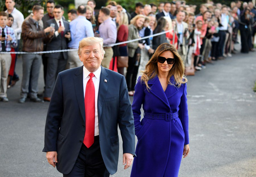 Hasil gambar untuk President Trump will depart on a trip to Japan, the Republic of Korea, China, Vietnam, and the Philippines