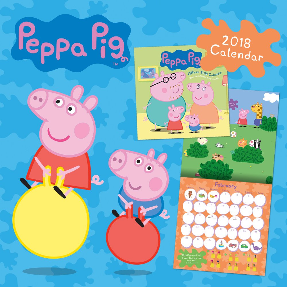 Peppa Pig (Channel 5) Thursday 11 January 2018 07:35 - 07: