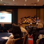 Denee Evans presents best practice updates at #NarAnnual.
