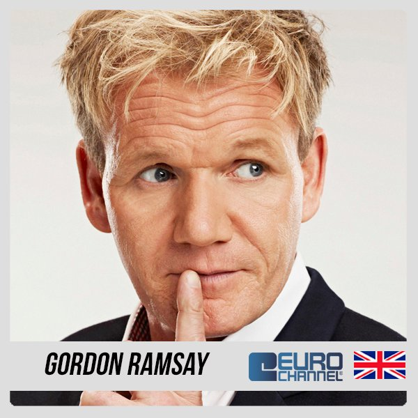 Happy Birthday, Gordon Ramsay!