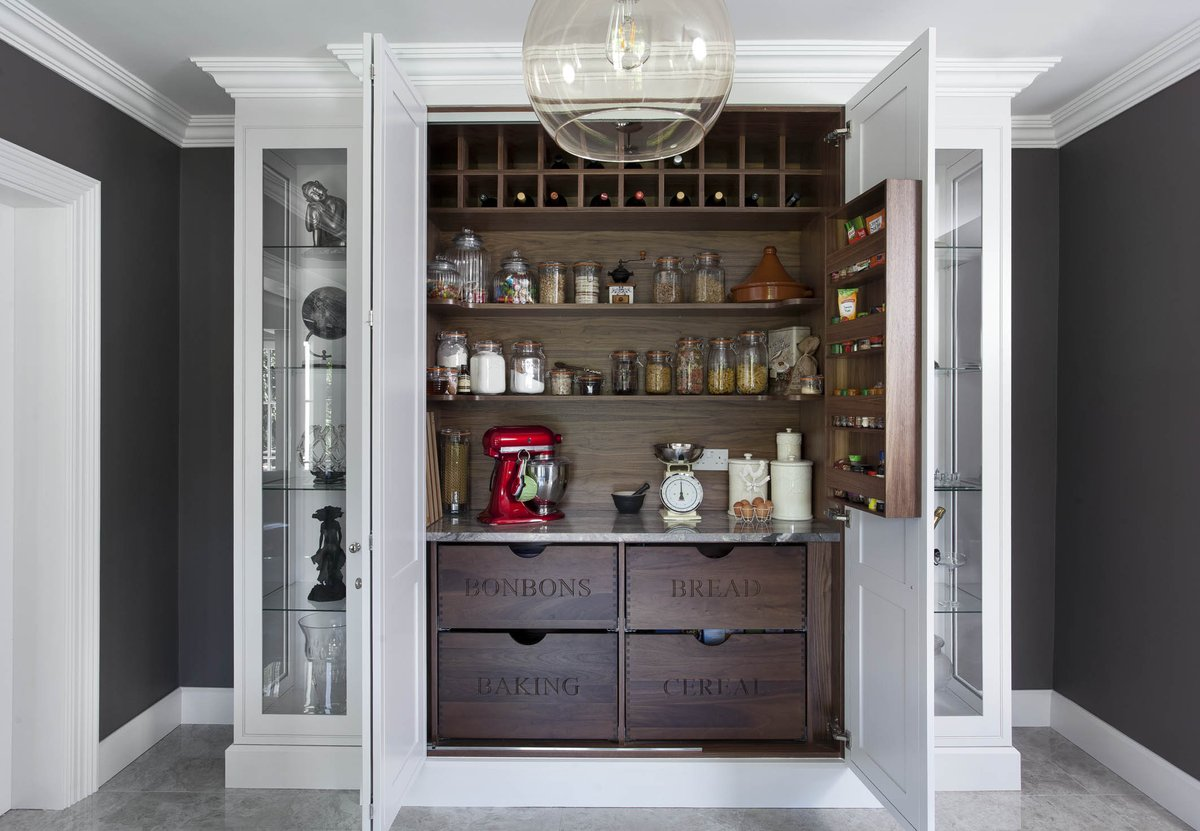 Dream Pantry   This Amazing Custom Crafted Design Is From One Of Our Latest  Kitchens From The Heritage Collection At Dillonspic.twitter.com/i8xtUU8HD7