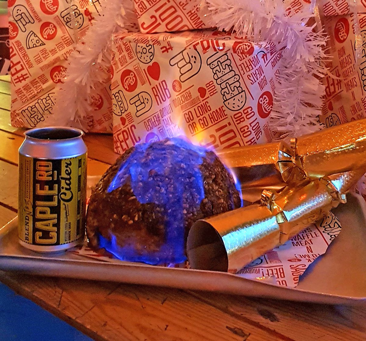 rub smokehouse bar on twitter this christmas get stuffed with the giant stuffing ball its stuffed with a christmas dinner smoked low n slow for - Giant Christmas Hours