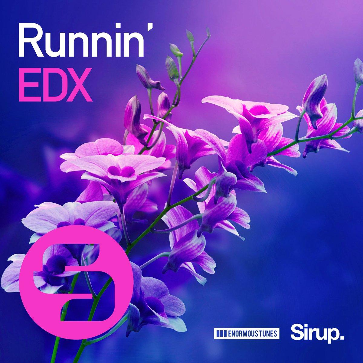 EDX 'Runnin' ile ilgili görsel sonucu