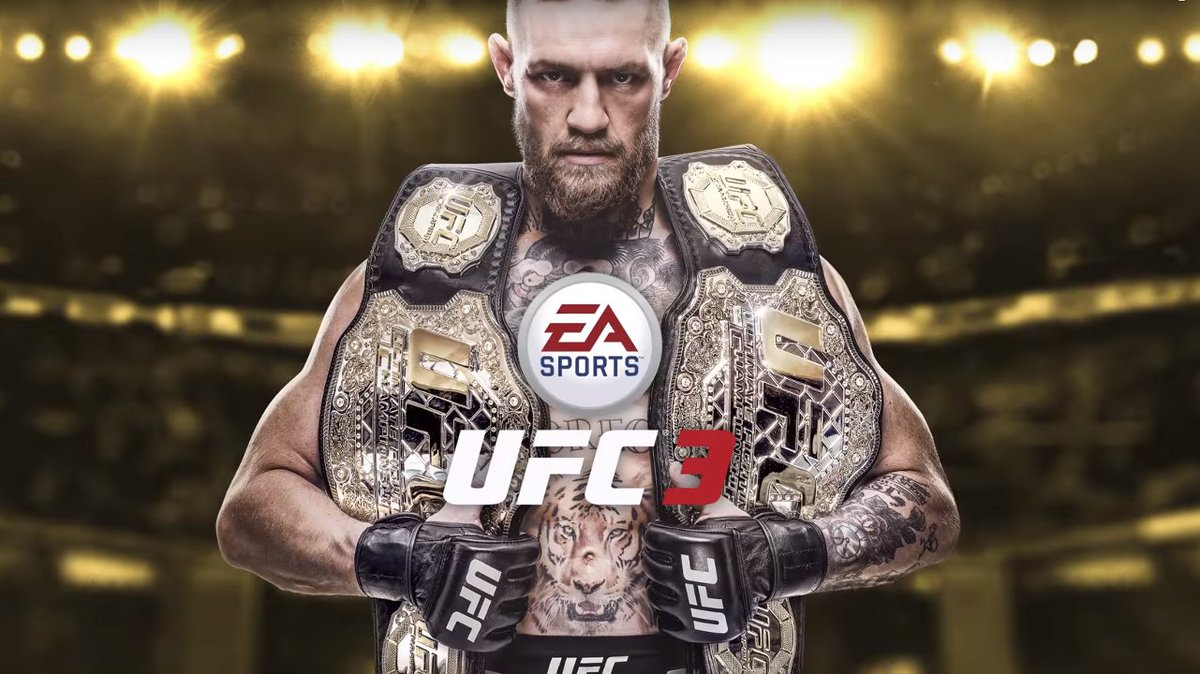 Ea Sports Ufc 3 Announced Playstation 4 News At New Game Network Sony Ps4 2
