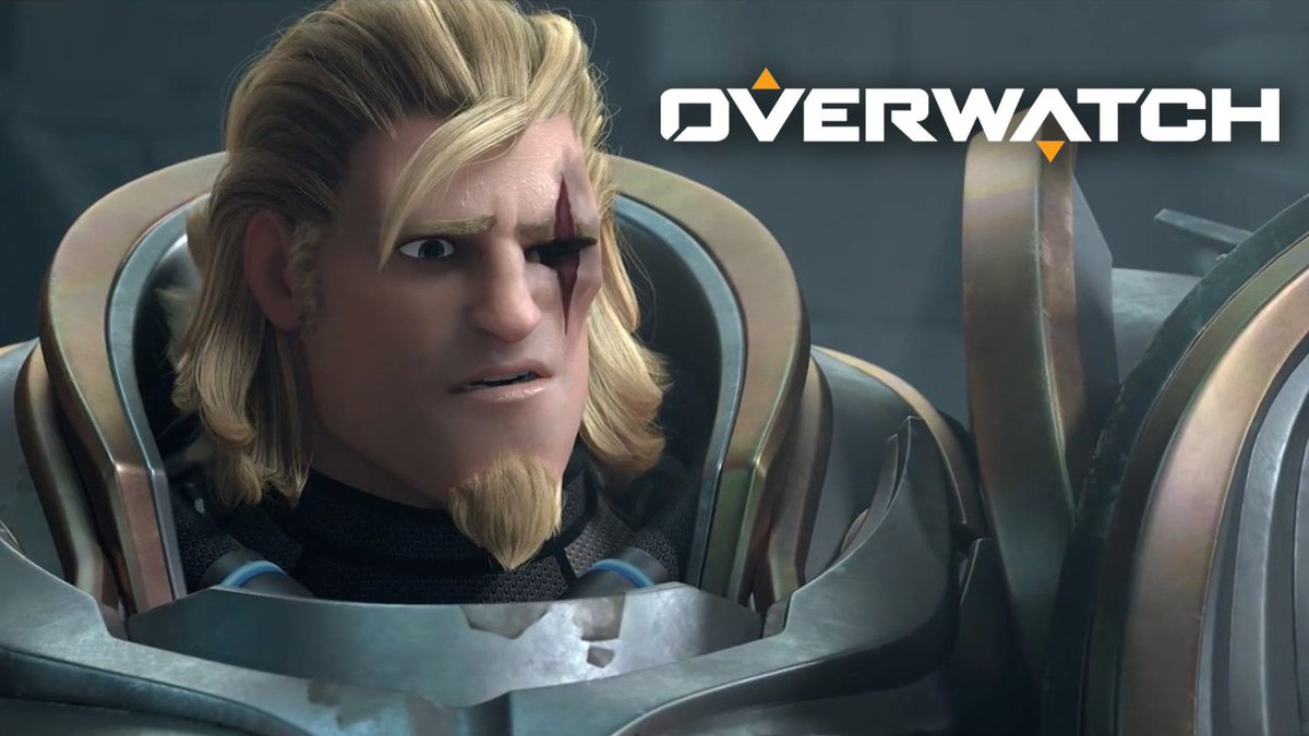 Gamespot On Twitter Overwatch S Reinhardt Gets A New Animated Short Honor And Glory Blizzcon2017