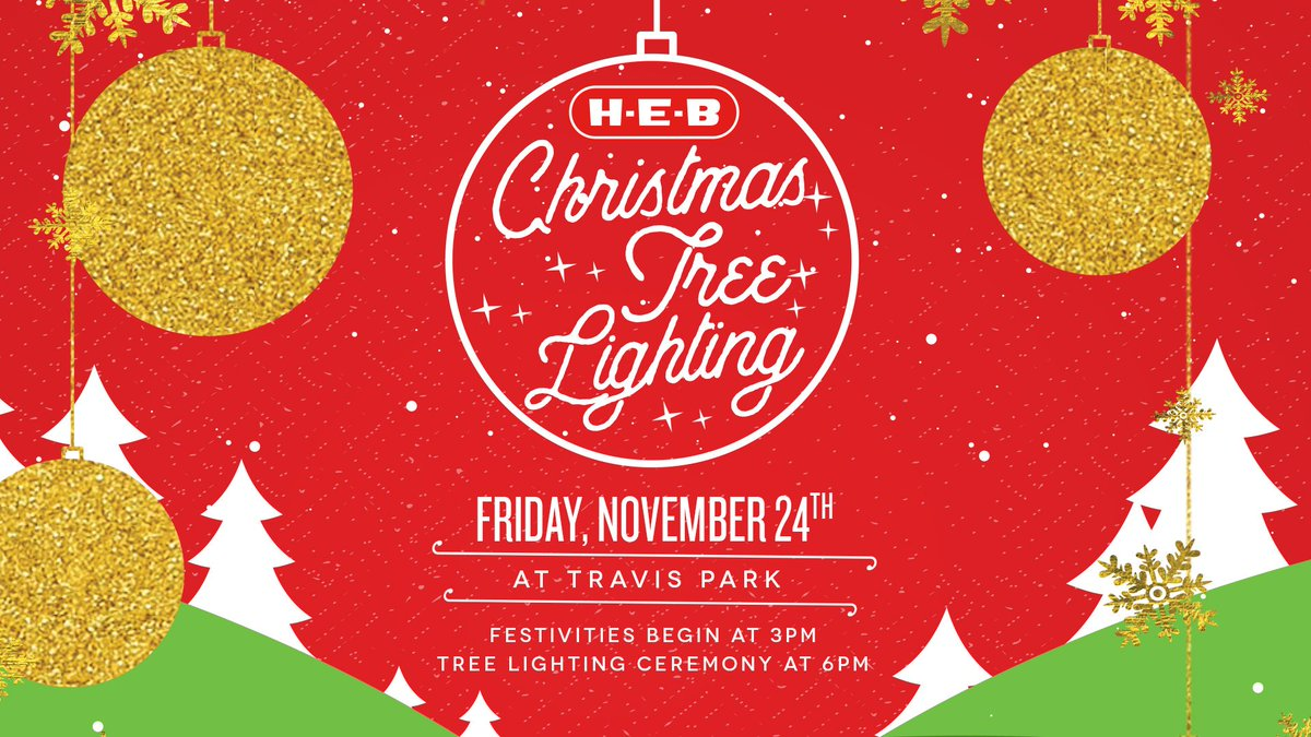 Heb Hours Christmas Eve.City Of San Antonio On Twitter This Holiday Heb S Xmas