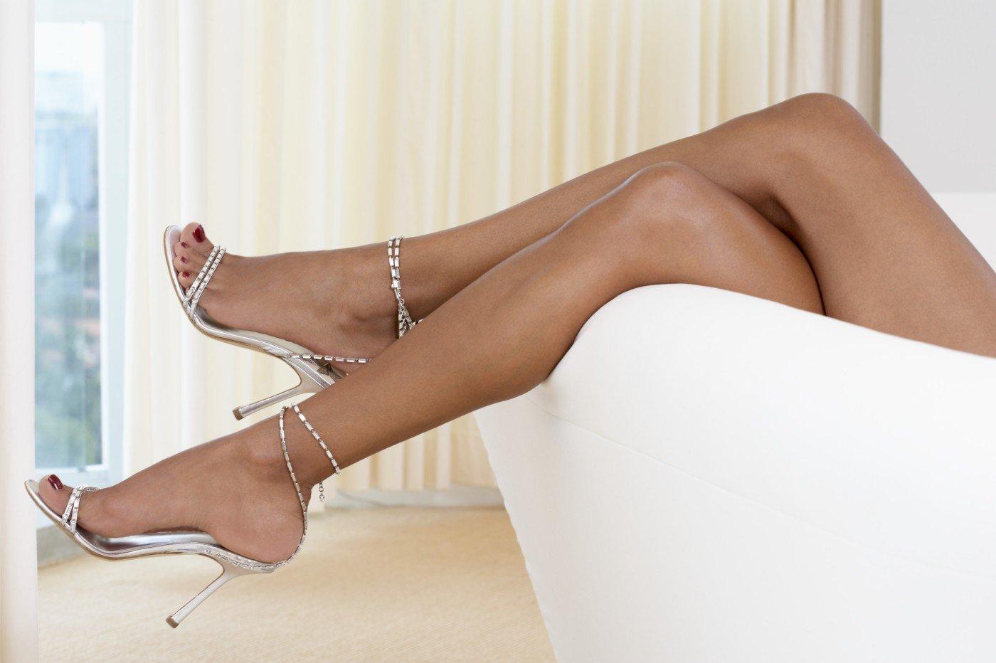 Красивые женские ноги онлайн