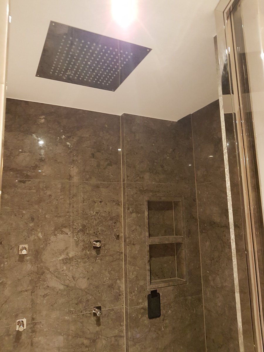 We Completed 8 Tadelakt Shower Ceilings For The McLaren Group In Mayfair. # Tadelakt #Mayfair #shower #ceilings #seamless #McLaren  #designerpic.twitter.com/ ...
