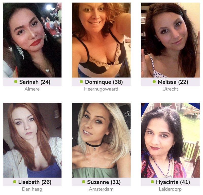 paras dating App NL