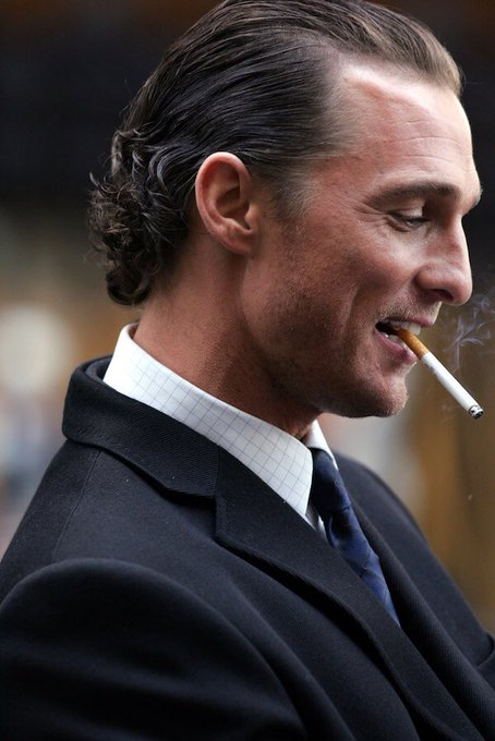 Happy 48th birthday, Matthew McConaughey.