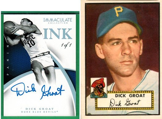 Happy 87th birthday to 2x hoops All-American and 8x MLB All-Star Dick Groat: