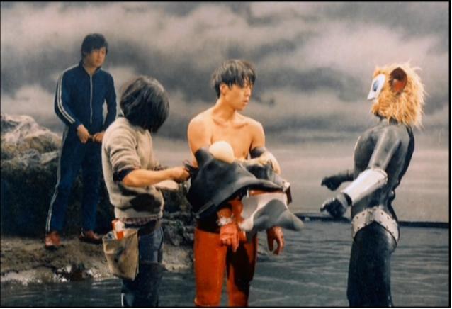 68式バス帽子隊長 On Twitter Quot さっきのツイートで幻のウルトラマンレオ役だった川口和則氏がイケメンだと
