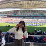 #ルヴァン杯決勝 ⚽️🏆セレッソ大阪vs川崎フロンターレ#サッカー pic.twitter.com/…