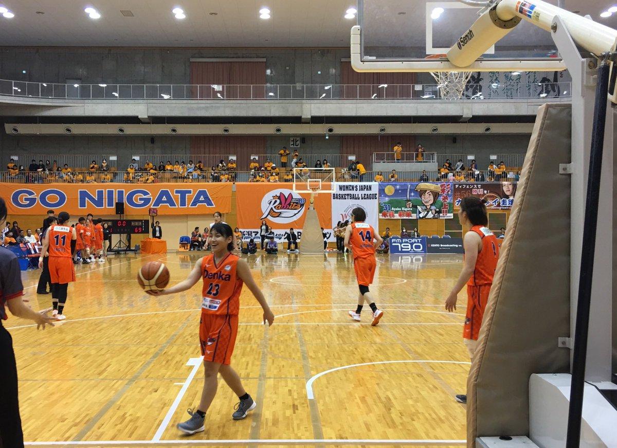 バスケットボール女子日本リーグ...