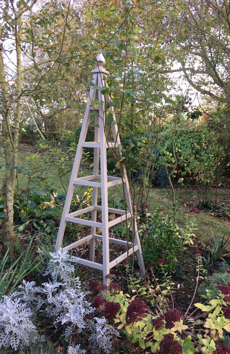 How to make a garden obelisk - 0 Replies 2 Retweets 3 Likes