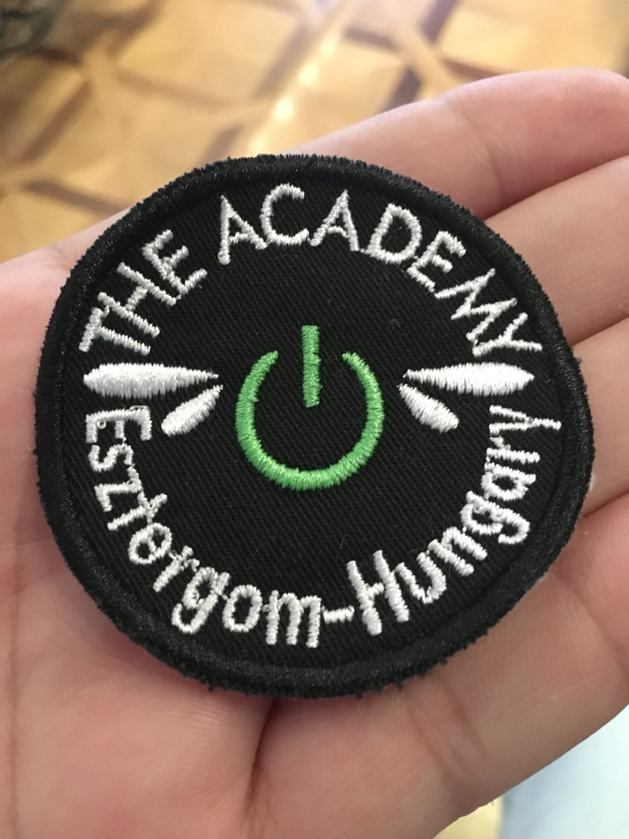 test Twitter Media - Participants just got their #academy17 #badge https://t.co/bOUlubzACr