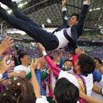 悲願の初タイトルを獲得した #セレッソ大阪 (@crz_official )🌸🏆歓喜の瞬間を写真で振…
