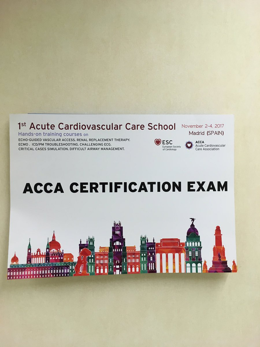 Konstantin krychtiuk on twitter its exam time acute cardiac konstantin krychtiuk on twitter its exam time acute cardiac care certification exam 2017 escardio cardiology esccot acca cardioed 1betcityfo Gallery