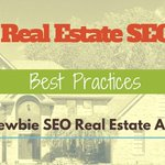 Newbie SEO for Real Estate Agents  >> https://t.co/5NPMMxEfjE -- #SEO #RealEstate #RealEstateSEO