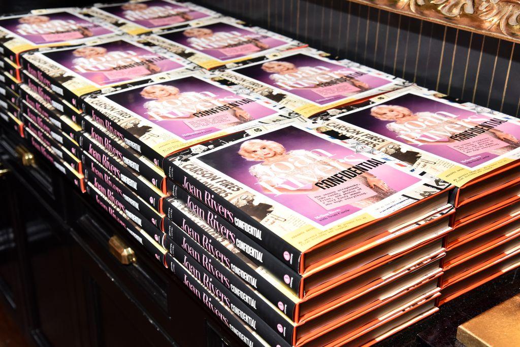 Love Joan? Joan Rivers Confidential is on sale now! https://t.co/B4zj7IsU5C