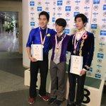 西日本Jr男子❄️優勝は須本光希選手😊SP4位からの逆転‼️JGPファイナリストの意地を見せました😊…