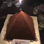大阪でお祝いしてもらってます! pic.twitter.com/P29hekif6M