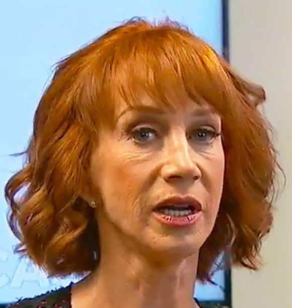 Congratulations! HAPPY! 57th! BIRTHDAY! Kathy! Griffin! Sweeet! Way! Cool!  Aaaaay!
