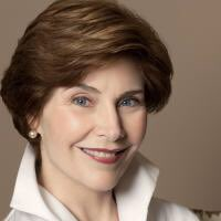 11/4  Laura Bush-Born OTD   Mother of 2 Girls and 1 Book Festival. Keeps 43 in line.   Happy Birthday!