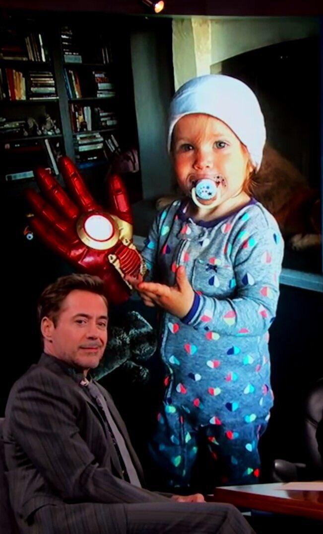 Robert Downey Jr. Avri Roel Downey