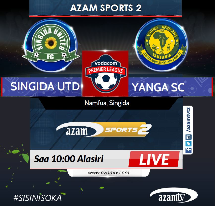 YANGA VS SINGIDA UNITED