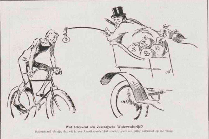 jurryt van de vooren on twitter   u0026quot sportcartoon uit 1910 u2026