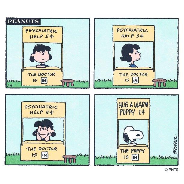 RT @Snoopy: Hug a warm puppy 🐶 https://t.co/ryltsRzt6d