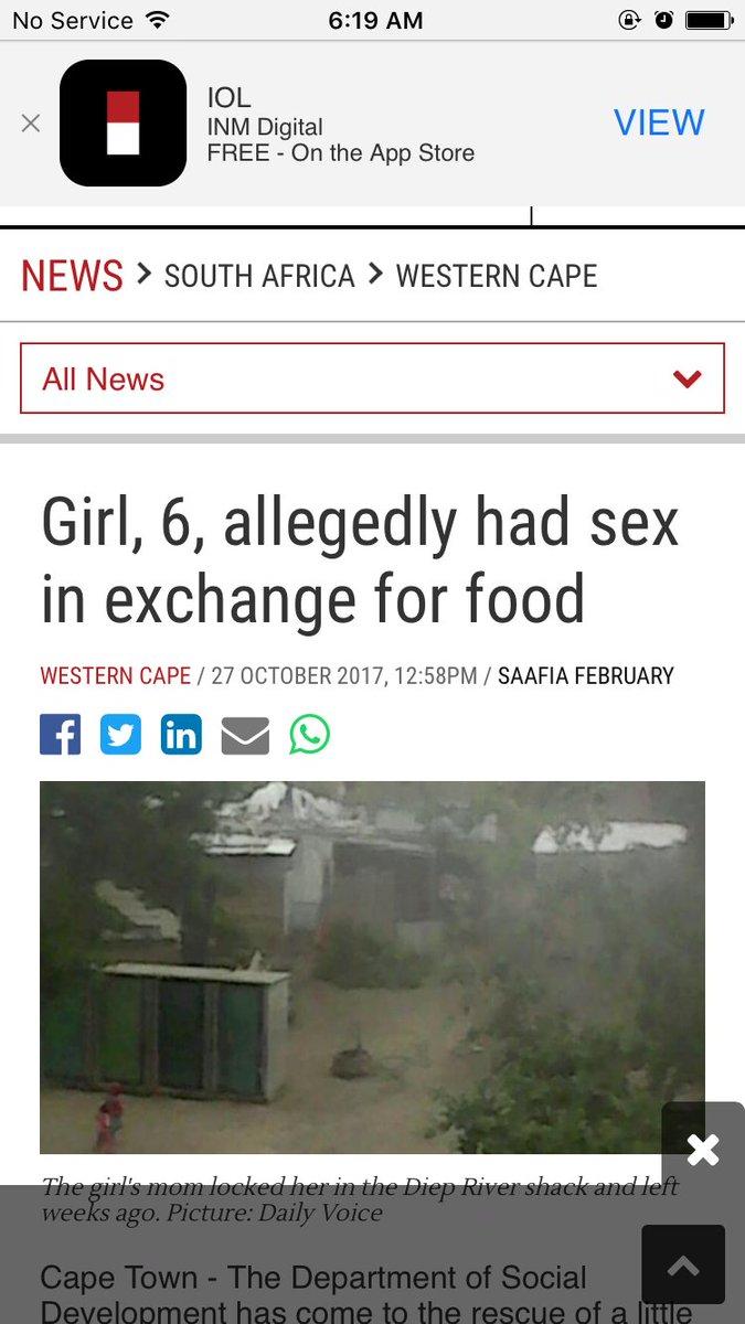 sex app cape town