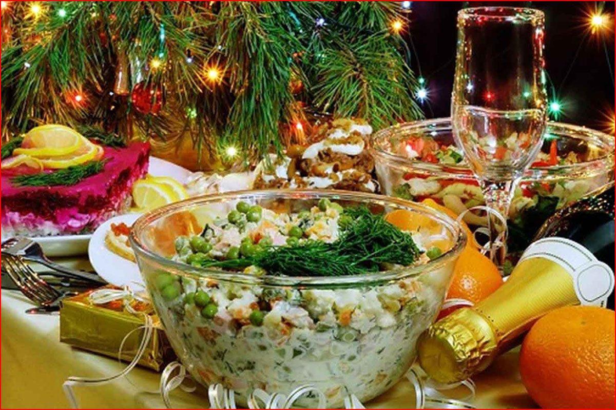 Рецепты салатов на свадьбу в домашних условиях с фото