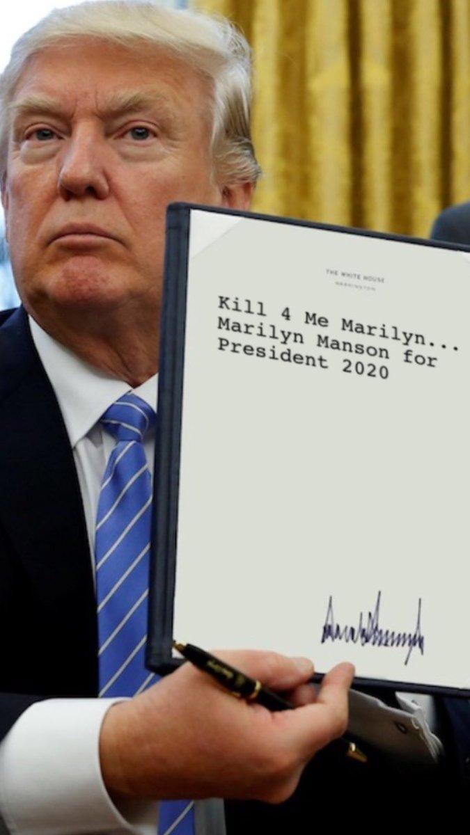 Manson Tour 2020 Marilyn Manson 2020 on Twitter: