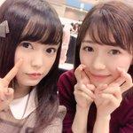 今日は横浜で握手会でした😊来て下さった皆さんありがとうございました💕楽しかったよー😆明日来て下さる皆…