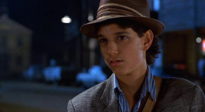New happy birthday shot What movie is it? 5 min to answer! (5 points) [Ralph Macchio, 56]