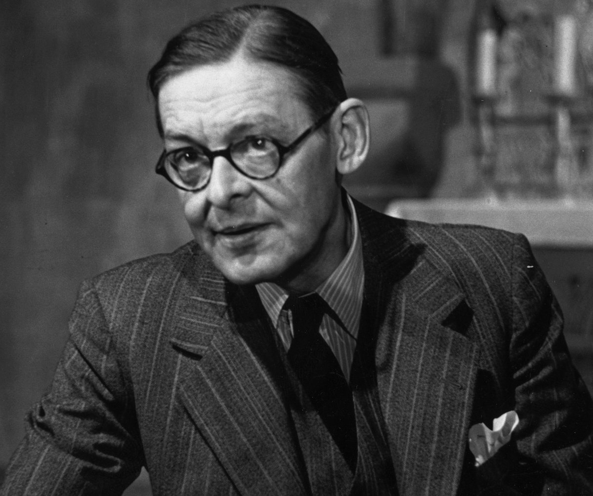 essays byt s eliot An essay on the thematic concerns of eliot's poem, 'rhapsody on a windy night' by cupperone in poem, essay, and themes.