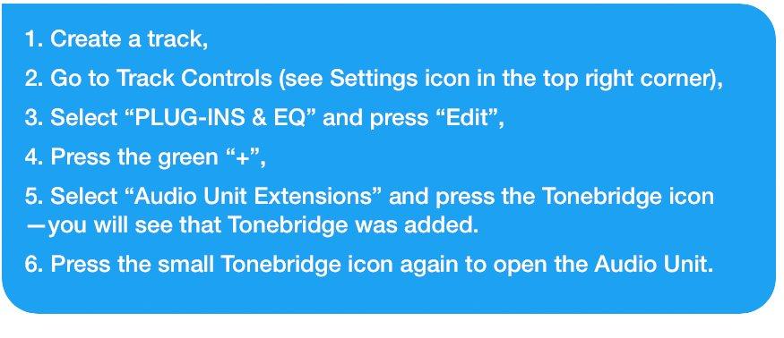 Tonebridge on Twitter: