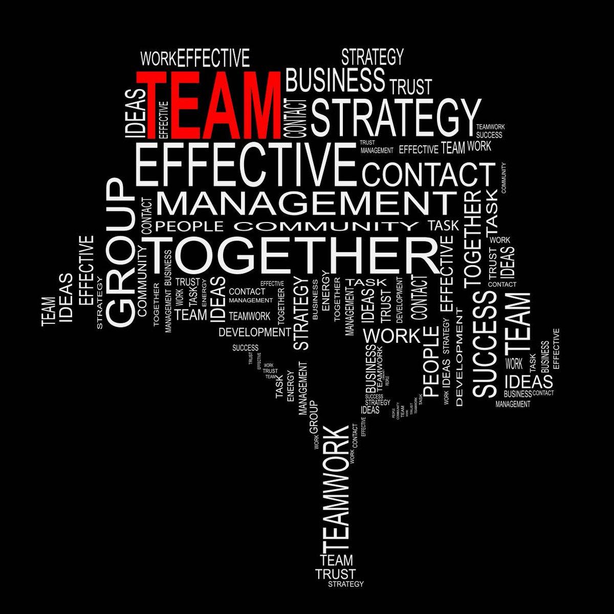Cd Logistics On Twitter Talent Wins Games But Teamwork And