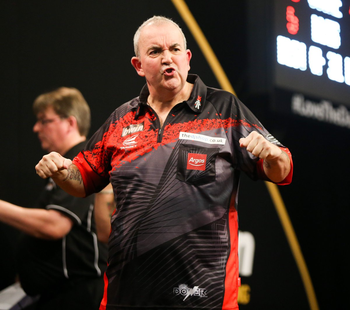 Zombies!!!Another explosive @PhilTaylor interview...Watch here: http://skysports.tv/DA3S4a