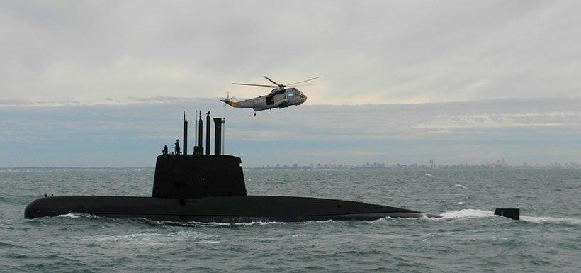 Detectan llamadas de emergencia desde submarino argentino https://t.co/yfM7qs3BaI