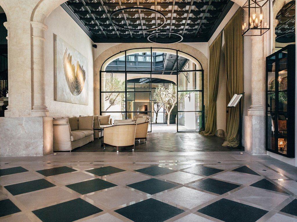 Loving my stay at Hotel Sant Francesc @hotelstfrancesc #Palma #Mallorca<br>http://pic.twitter.com/COY7lEWfC1