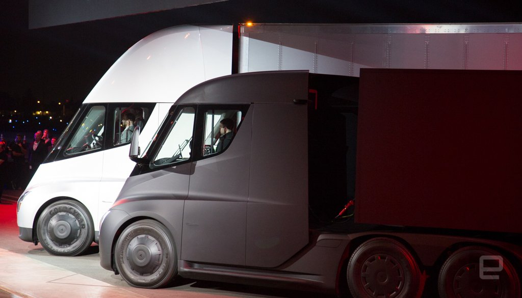 One of Tesla's first Semi truck buyers is a Canadian grocery chain https://t.co/2jonVDuxub